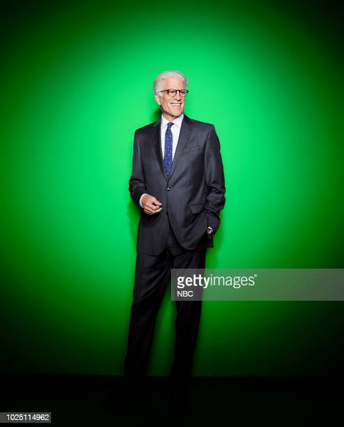 3 Pictured Ted Danson as Michael