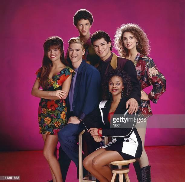 Top Dustin Diamond as Screech Powers Middle Tiffani Thiessen as Kelly Kapowski MarkPaul Gosselaar as Zack Morris Mario Lopez as AC Slater Elizabeth...
