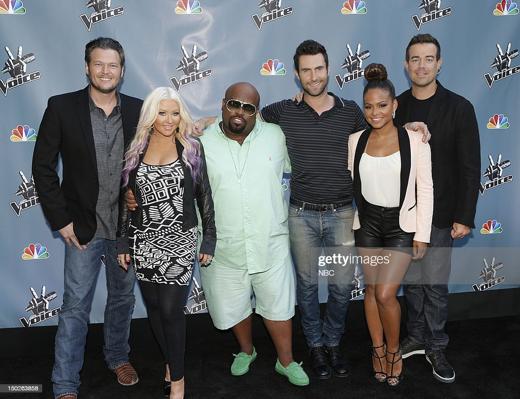 The Voice - Season 3 : News Photo
