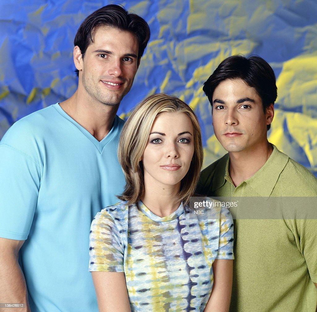 Austin Peck As Austin Reed Christie Clark As Carrie Brady Bryan News Photo Getty Images