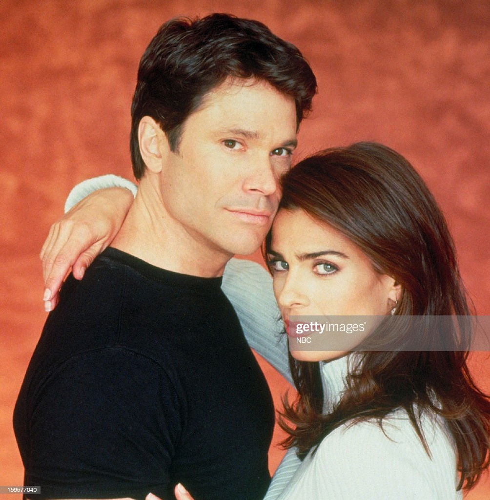 Peter Reckell as Bo Brady, Kristian Alfonso as Hope Williams Brady --
