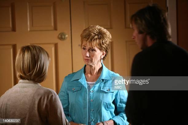 MEDIUM Season 4 Burn Baby Burn Episode 7 Pictured Patricia Arquette as Allison Dubois Kathy Baker as Marjorie Dubois Jake Weber as Joe Dubois Photo...