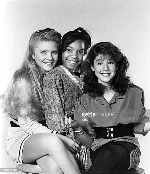 Ami Foster as Margeaux Kramer Cherie Johnson as Cherie Johnson Soleil Moon Frye as Punky Brewster