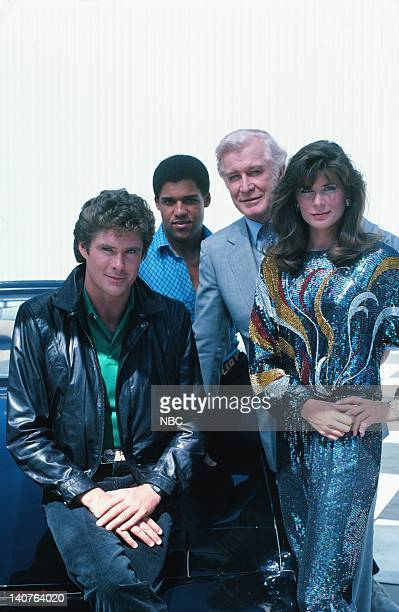 David Hasselhoff as Michael Knight Peter Parros as 'RC3' Reginald Cornelius III Edward Mulhare as Devon Miles Patricia McPherson as Bonnie Barstow...