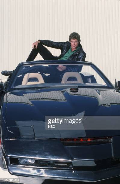 David Hasselhoff as Michael Knight Photo by Gary Null/NBC/NBCU Photo Bank