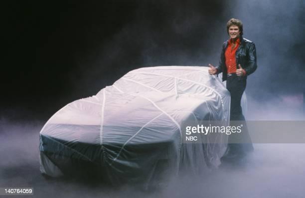 David Hasselhoff as Michael Knight Photo by Joseph Del Valle/NBCU Photo Bank