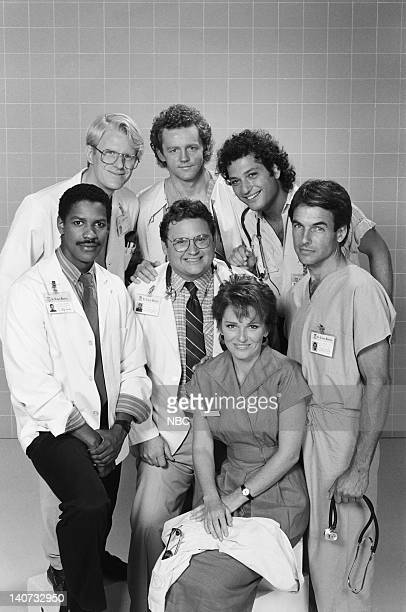 Ed Begley Jr as Dr Victor Ehrlich David Morse as Dr Jack 'Boomer' Morrison Howie Mandel as Dr Wayne Fiscus Mark Harmon as Dr Robert 'Bobby' Caldwell...