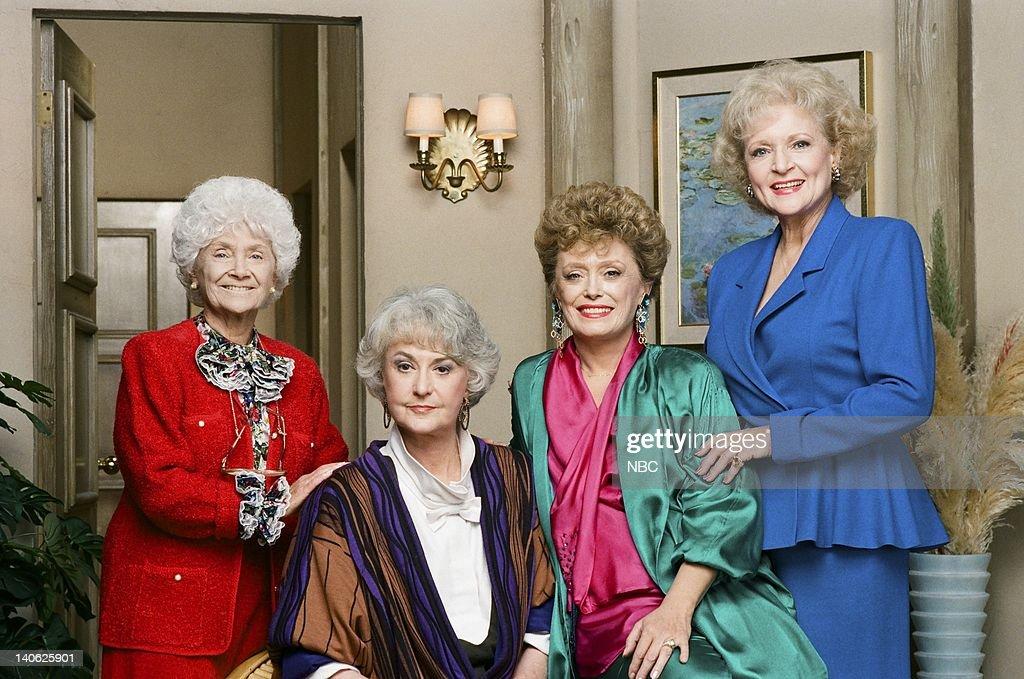 The Golden Girls : News Photo