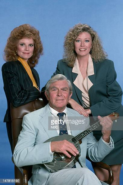 Julie Sommars as ADA Julie March Andy Griffith as Ben Matlock Nancy Stafford as Atty Michelle Thomas