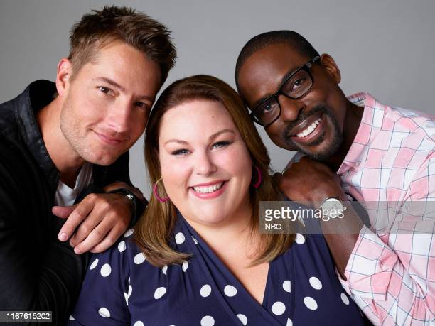 4 Pictured Justin Hartley as Kevin Pearson Chrissy Metz as Kate Pearson Sterling K Brown as Randall Pearson