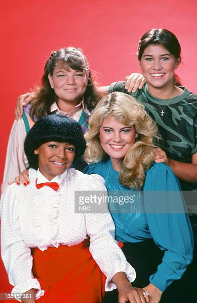 Kim Fields as Dorothy 'Tootie' Ramsey Lisa Whelchel as Blair Warner Mindy Cohn as Natalie Green Nancy McKeon as Joanne 'Jo' Polniaczek