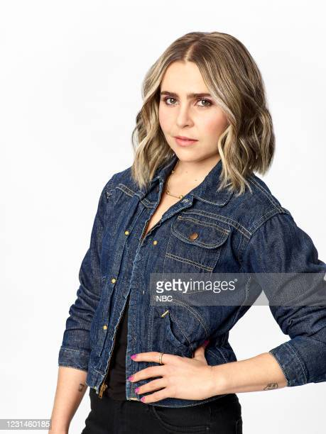 Pictured: Mae Whitman --