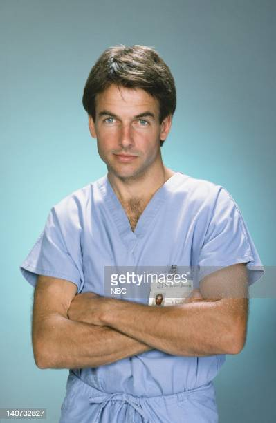 Season 4 -- Pictured: Mark Harmon as Doctor Robert Caldwell -- Photo by: Paul Drinkwater/NBCU Photo Bank