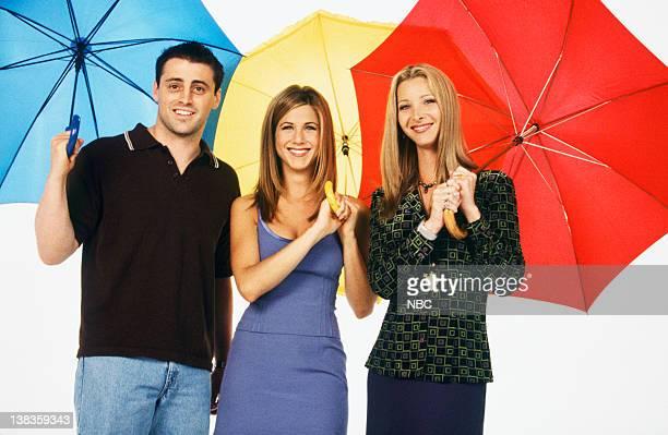 Matt LeBlanc as Joey Tribbiani Jennifer Aniston as Rachel Green Lisa Kudrow as Phoebe Buffay