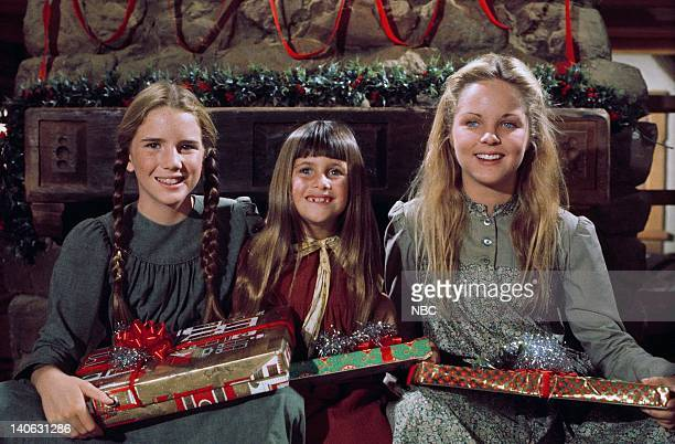 Melissa Gilbert as Laura Elizabeth Ingalls Wilder Lindsay or Sydney Greenbush as Carrie Ingalls Melisssa Sue Anderson as Mary Ingalls Kendall Photo...