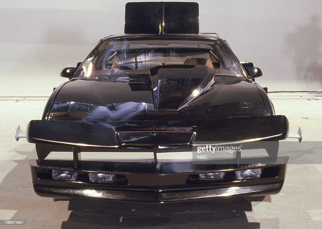 the knight rider k i t t car news photo getty images. Black Bedroom Furniture Sets. Home Design Ideas