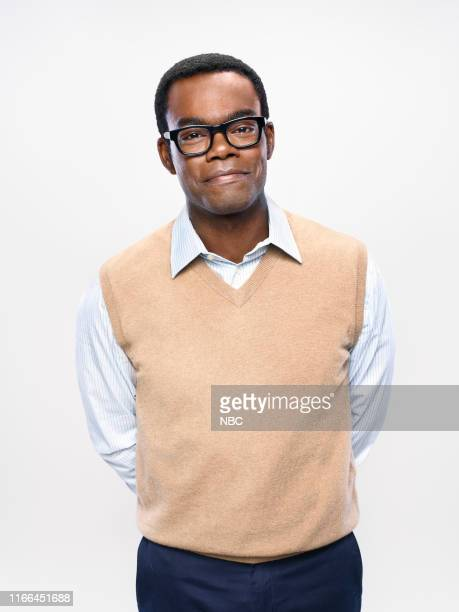 Season: 4 -- Pictured: William Jackson Harper as Chidi --