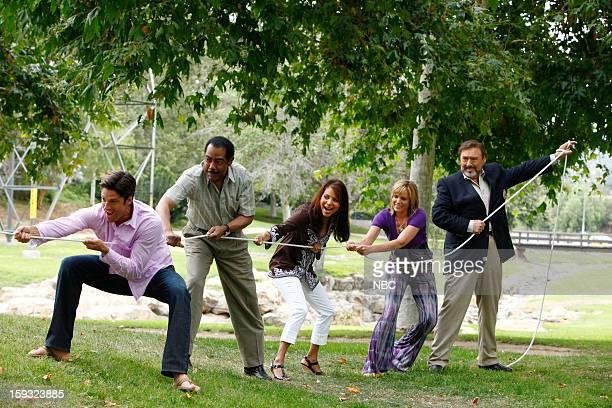 James Scott as EJ DiMera Jim Reynolds as Abe Carver Renee Jones as Lexie Carver Arianne Zucker as Nicole Walker Joseph Mascolo as Stefano DiMera