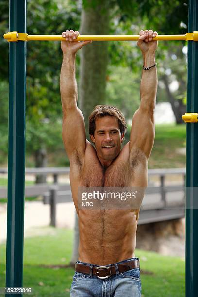 Shawn Christian as Dr Daniel Jonas