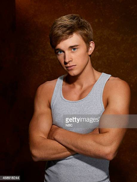 45 Pictured Chandler Massey as Will Horton