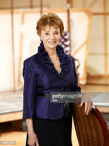 45 Pictured Peggy McCay as Caroline Brady