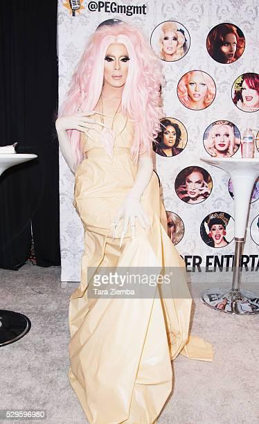 Season 5 cast member Alaska attends 2016 RuPaul's DragCon on May 08 2016 in Los Angeles California