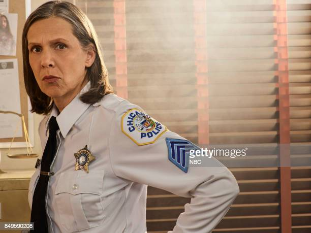 5 Pictured Amy Morton as Sgt Trudy Platt