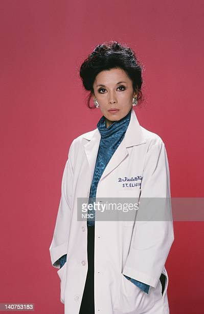 France Nuyen as Doctor Paulette Kiem Photo by Gary Null/NBCU Photo Bank