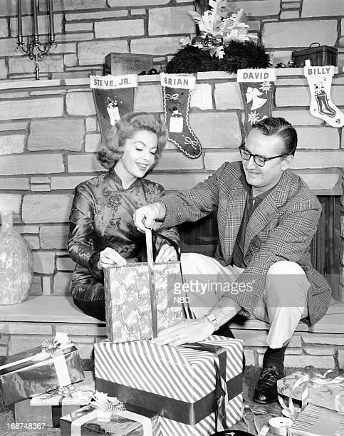 Jayne Meadows Steve Allen in 1959