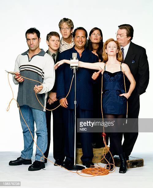 Joe Rogan as Joe Garrelli Dave Foley as Dave Nelson Andy Dick as Matthew Brock Jon Lovitz as Max Lewis Maura Tierney as Lisa Miller Vicki Lewis as...