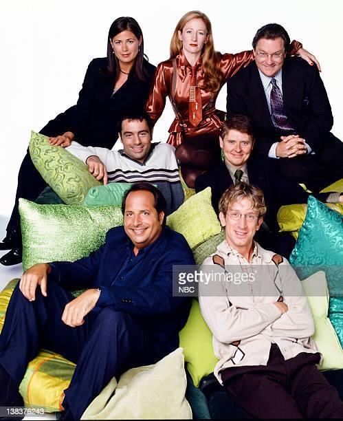 Jon Lovitz as Max Lewis Andy Dick as Matthew Brock Joe Rogan as Joe Garrelli Dave Foley as Dave Nelson Maura Tierney as Lisa Miller Vicki Lewis as...