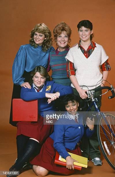 Lisa Whelchel as Blair Warner Charlotte Rae as Edna Garrett Nancy McKeon as Joanne 'Jo' Polniaczek Mindy Cohn as Natalie Green Kim Fields as Dorothy...