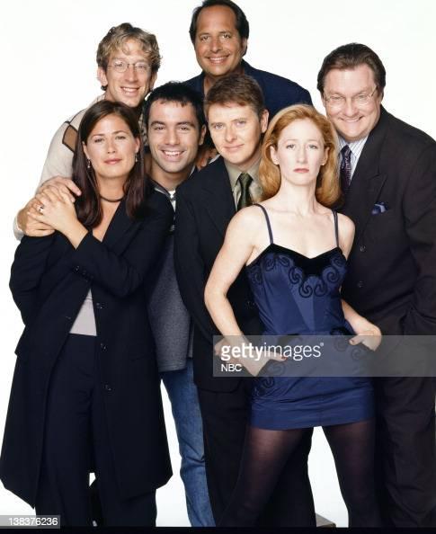 Maura Tierney as Lisa Miller, Joe Rogan as Joe Garrelli, Dave Foley
