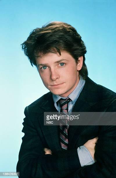 Michael J Fox as Alex P Keaton