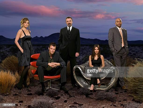 Molly Sims as Delinda Deline Josh Duhamel as Danny McCoy Tom Selleck as AJ Cooper Vanessa Marcil as Samantha Jane James Lesure as Mike Cannon