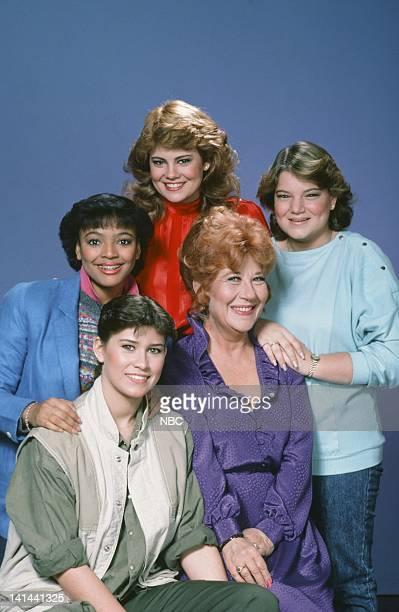 Nancy McKeon as Joanne 'Jo' Polniaczek Kim Fields as Dorothy 'Tootie' Ramsey Lisa Whelchel as Blair Warner Mindy Cohn as Natalie Green Charlotte Rae...