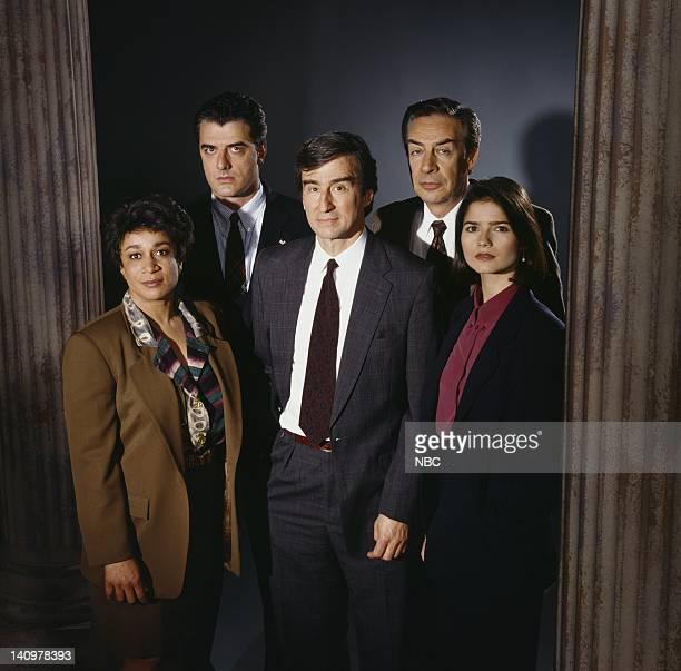 S Epatha Merkerson as Lt Anita Van Buren Chris Noth as Detective Mike Logan Sam Waterston as Executive ADA Jack McCoy Jerry Orbach as Detective...