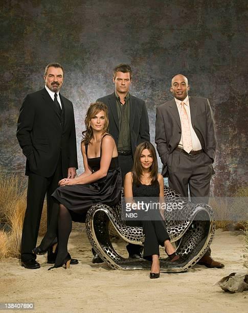 Tom Selleck as AJ Cooper Molly Sims as Delinda Deline Josh Duhamel as Danny McCoy Vanessa Marcil as Samantha Jane James Lesure as Mike Cannon