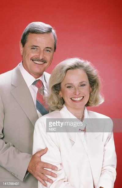 Season 5 -- Pictured: William Daniels as Dr. Mark Craig, Bonnie Bartlett as Ellen Craig -- Photo by: Frank Carroll/NBCU Photo Bank