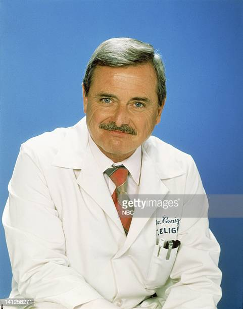 Season 5 -- Pictured: William Daniels as Dr. Mark Craig -- Photo by: NBCU Photo Bank