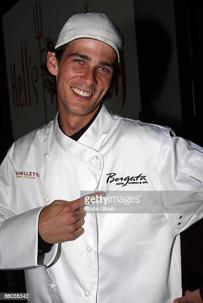 season 5 winner danny veltri attends the hells kitchen season 5 finale at the - Hells Kitchen Season 5