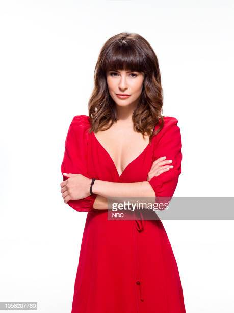 54 Pictured Linsey Godfrey as Sarah HortonComings
