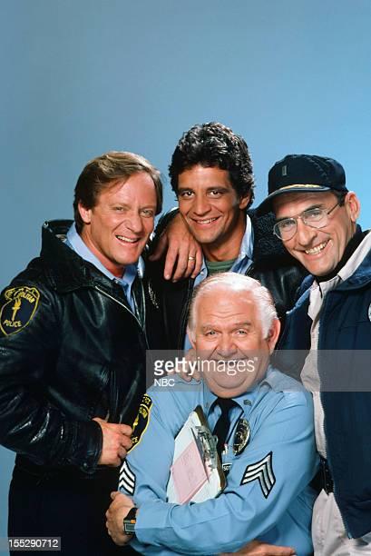 Charles Haid as Officer Andy Renko Ed Marinaro as Officer Joe Coffey James Sikking as Lt Howard Hunter Robert Prosky as Sgt Stanislaus Jablonski