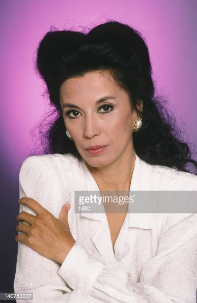 France Nuyen as Doctor Paulette Kiem Photo by Alice S Hall/NBCU Photo Bank