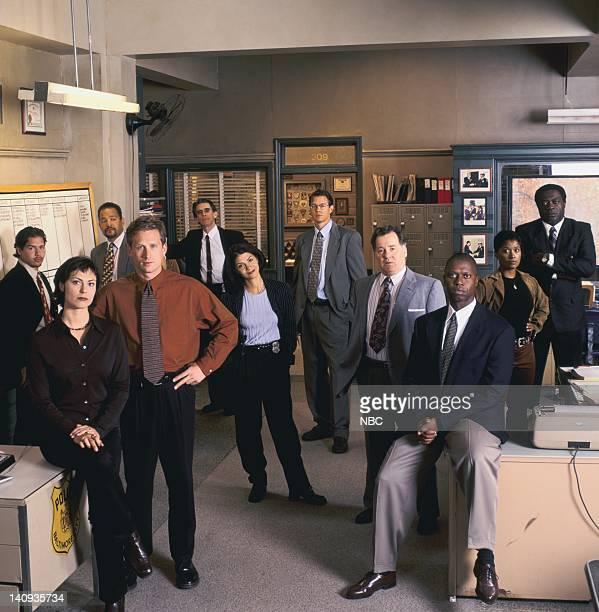 Jon Seda as Det Paul Falsone Michelle Forbes as Dr Julianna Cox Clark Johnson as Det Meldrick Lewis Reed Diamond as Det Mike Kellerman Richard Belzer...