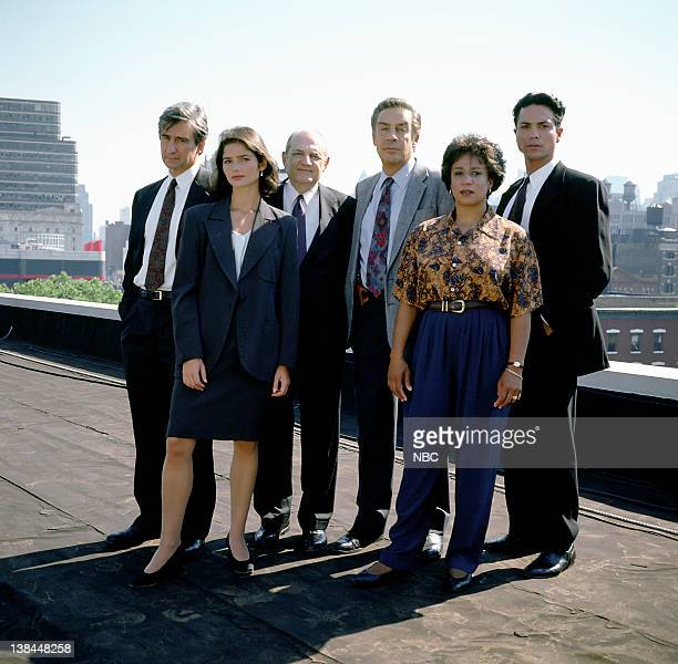 Sam Waterston as Executive ADA Jack McCoy Jill Hennessy as ADA Claire Kincaid Michael Moriarty as Executive ADA Ben Stone Jerry Orbach as Detective...