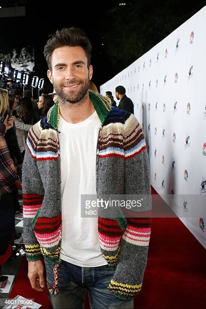 THE VOICE 'Season 7 Coaches Concert at Hyde' Pictured Adam Levine