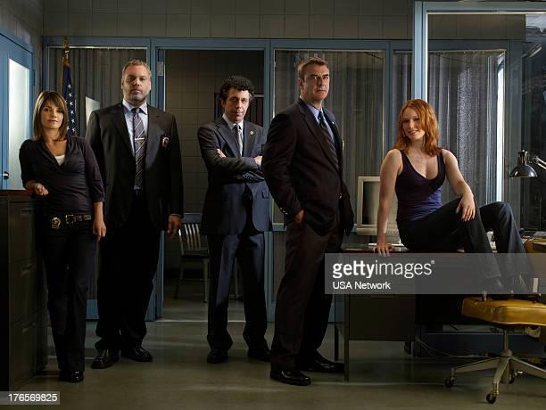 Kathryn Erbe as Detective Alexandra Eames Vincent D'onofrio as Detective Robert Goren Eric Bogosian as Captain Danny Ross Chris Noth as Detective...