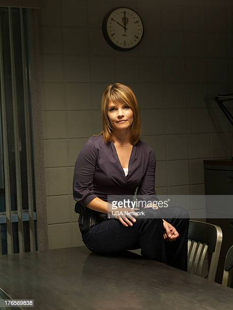 Kathryn Erbe as Detective Alexandra Eames