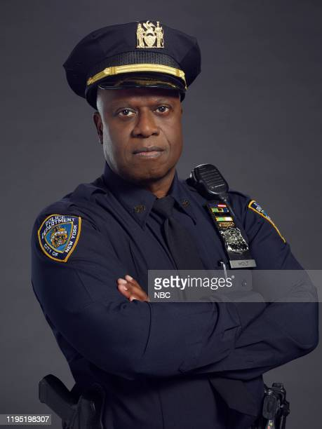 7 Pictured Andre Braugher as Raymond Holt